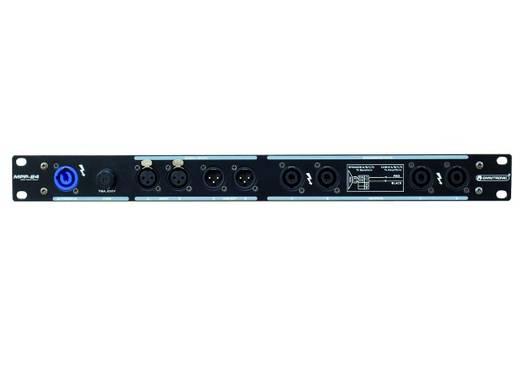 Omnitronic MPP-24B 10453051 Patch-panel