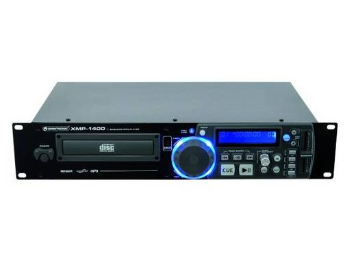 Omnitronic XMP-1400 CD-/MP3-speler
