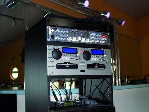 Omnitronic EM-550 DJ-mixer 19 inch inbouw