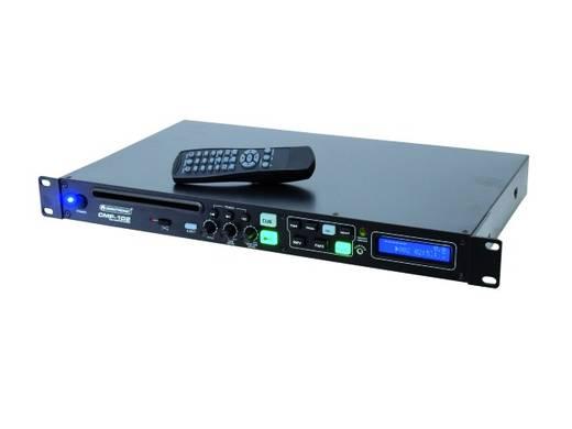 DJ 19 inch enkele CD-player Omnitronic CMP-102