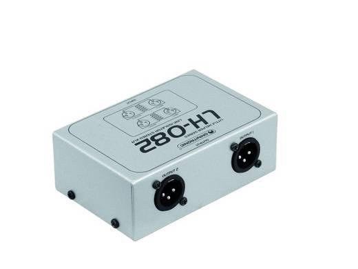 Omnitronic LH-082 stereo-isolator XLR