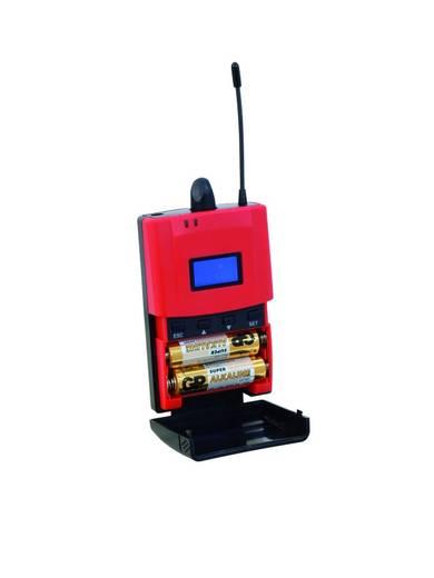 Draadloze-ontvanger Omnitronic STR-500