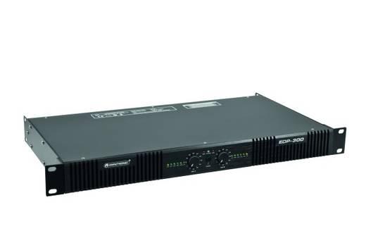Omnitronic EDP-300 PA-versterker RMS vermogen per kanaal op 4 Ω: 180 W