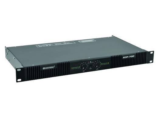 Omnitronic EDP-700 PA-versterker RMS vermogen per kanaal op 4 Ω: 360 W