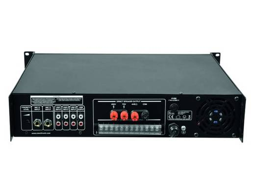 Omnitronic MPZ-500,6 Mixing Amplifier