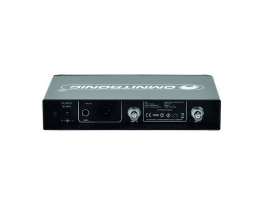 Draadloze-ontvanger Omnitronic DR-1000 MK2