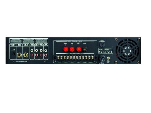 Omnitronic MPVZ-180,6 Mixing Amplifier