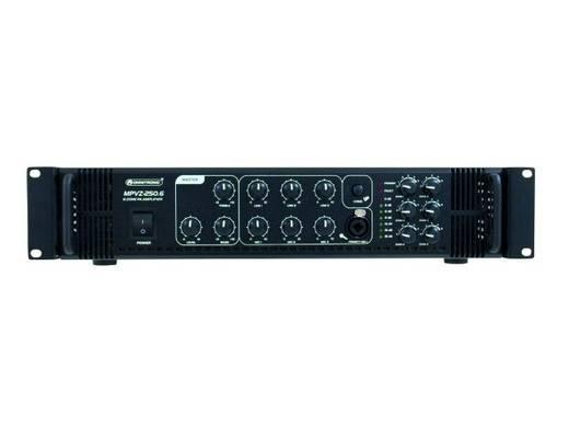 Omnitronic MPVZ-250,6 Mixing Amplifier