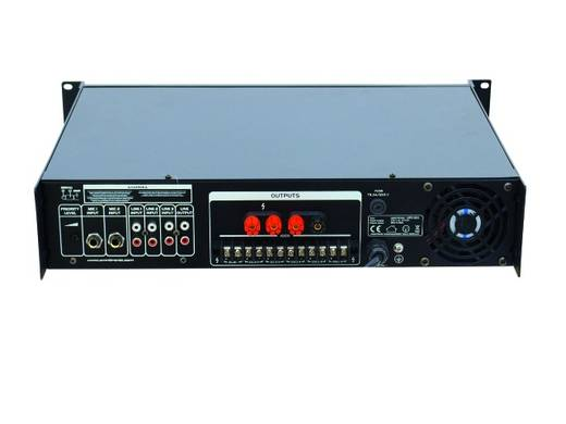 Omnitronic MPZ-350,6 Mixing Amplifier