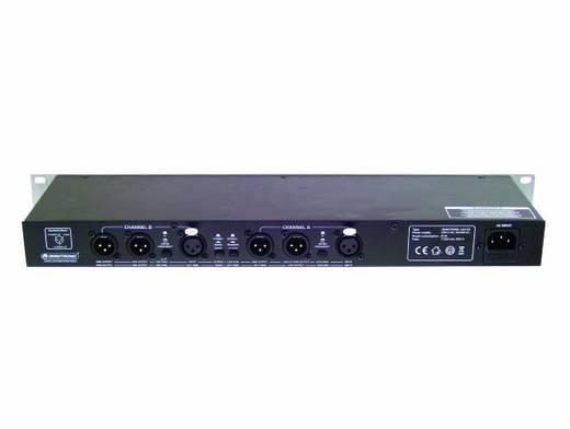 Omnitronic LXO-23 2-kanaals 19 inch frequentiewissel