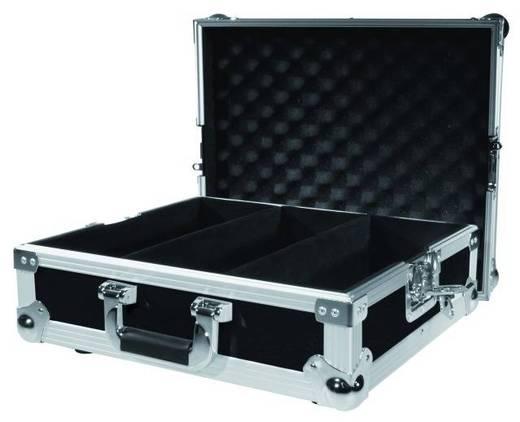 CD-case Profi Zwart, voor 80-100 CD's