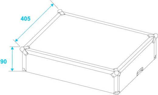 Flightcase Roadinger Case (l x b x h) 240 x 470 x 440 mm<b
