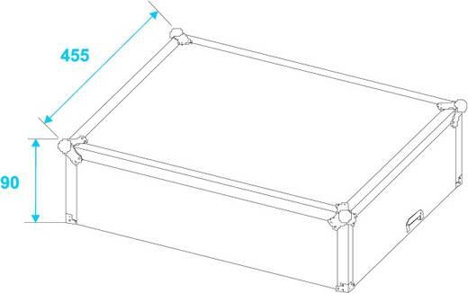 313567 Flightcase (l x b x h) 255 x 550 x 490 mm