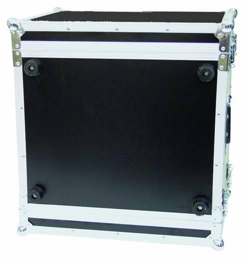 19 inch rack 6 HE CO DD Hout