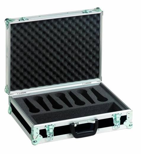 Microfoon flightcase (l x b x h) 140 x 420 x 330 mm