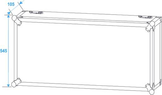Versterker rack PR-2, 20U, 47cm diep