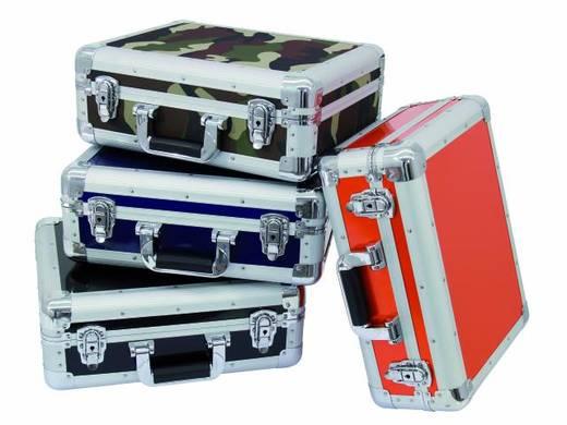 Roadinger ALU Case Flightcase (l x b x h) 380 x 425 x 175 mm