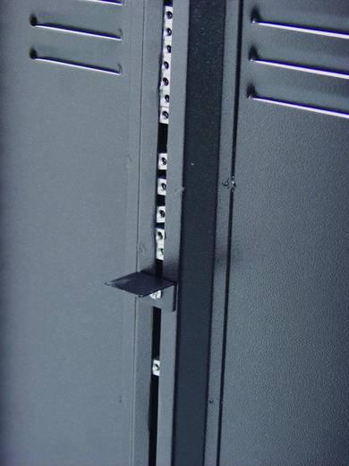 19 inch rack 18 HE Roadinger 30103190 Staal<
