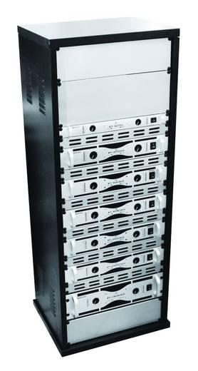 19 inch rack 12 HE Omnitronic Staal