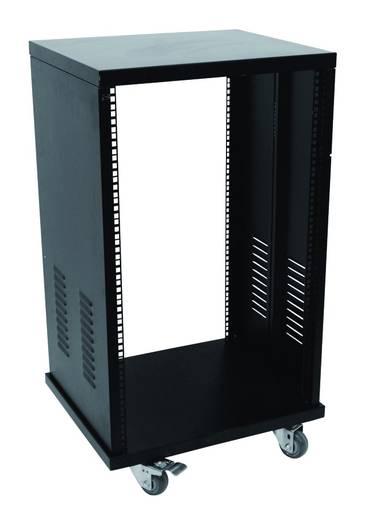 19 inch rack 24 HE Omnitronic Staal