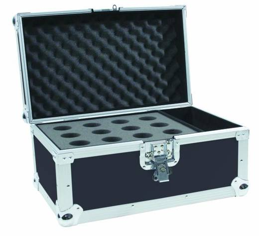 Microfoon flightcase 30109895 (l x b x h) 325 x 510 x 310