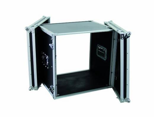 Effecten rack CO DD, 10U, 38 cm, zwart