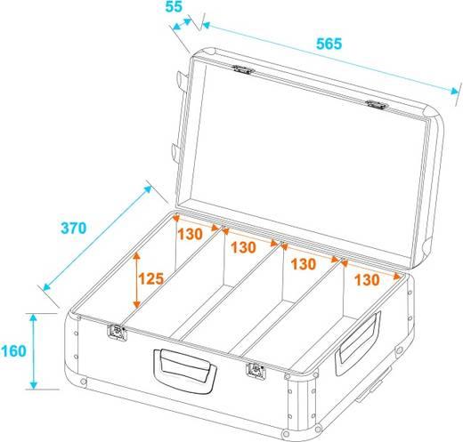 Roadinger CD-Case (l x b x h) 230 x 650 x 420 mm