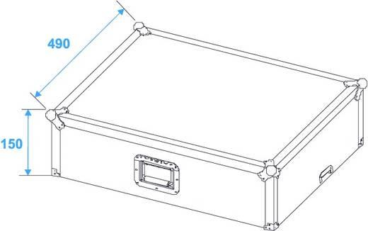 CD-case Roadinger Mixer-Case LS-19 (l x b x h) 490 x 560 x