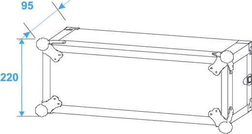 Versterker rack PR-1, 4U, 47cm diep