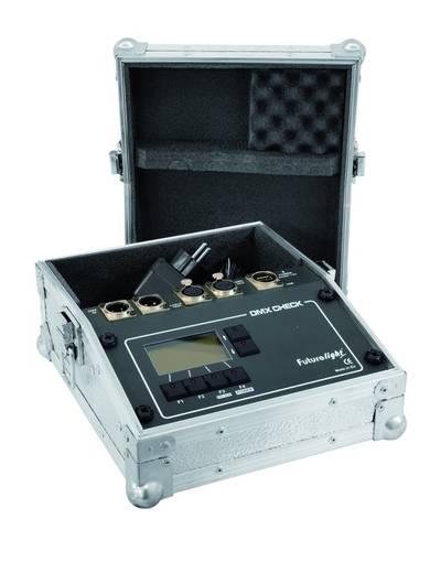 DMX-tester FutureLight DMX-Check im Case