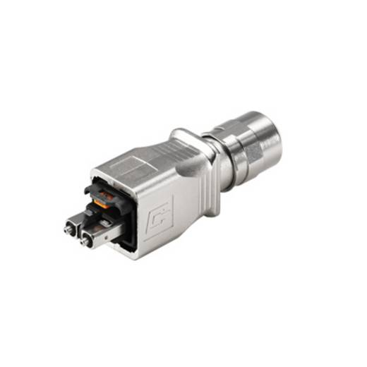 Weidmüller IE-SCRJ-IP67-POF-100 Glasvezelconnnector Connector
