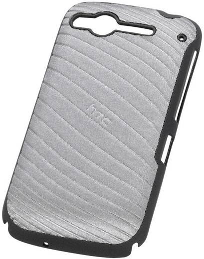 HTC HTC Desire S Case TP C580 GSM backcover Geschikt voor model (GSM's): HTC Desire S Grijs