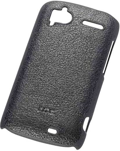 HTC HTC Sensation hard shell TP C620 GSM backcover Geschikt voor model (GSM's): HTC Sensation Zwart