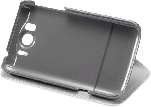 HTC Slip GSM backcover Geschikt voor model (GSM's): HTC Sensation XL Zwart