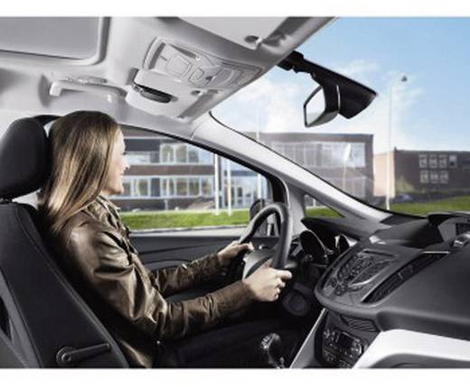 Bluetooth handsfreekit Jabra Drive Gesprekstijd (max.): 6 h