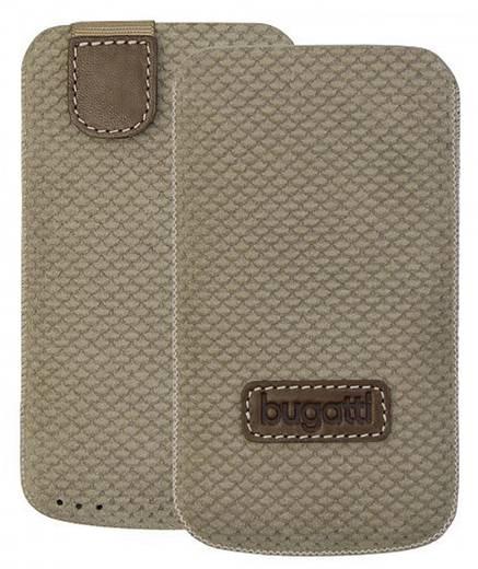 Bugatti Perfectscale GSM sleeve Geschikt voor model (GSM's): Samsung Galaxy S2 Bruin