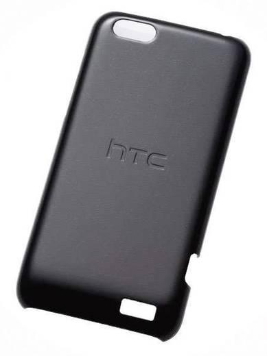 HTC HC C750 GSM backcover Geschikt voor model (GSM's): HTC One V Zwart