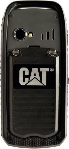 CAT B25 Dual-SIM outdoor telefoon Zwart-grijs, IP-67