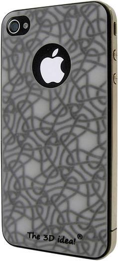3D-SK-R001 GSM sleeve Apple Zwart