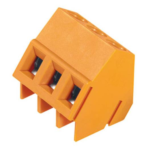 Klemschroefblok 2.50 mm² Aantal polen 4 LM 5.08/04/135 3.5SN OR BX Weidmüller Oranje 50 stuks