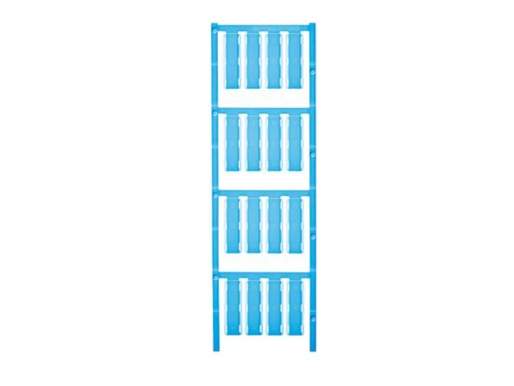 Kabelmarkering Montagemethode: Kabelbinder Markeringsvlak: 40 x 8.50 mm Geschikt voor serie Enkele aders, Universeel gebruik Atol-blauw Weidmüller SFX 9/40 S