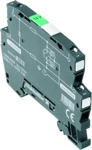 Weidmüller VSSC4 GDT 240VUC 2X10KA 1307880000 Overspanningsafleider Set van 5 Overspanningsbeveiliging voor: Verdeelkast