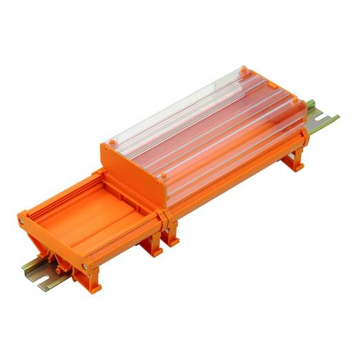 Weidmüller AP 86 DIN-rail-behuizing eindstuk 86.4 x 12.3 x 62.2 20 stuks