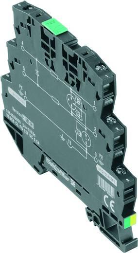 Weidmüller VSSC6TRSLFG24VAC / DC0.5A 1354800000 Overspanningsafleider Set van 10 Overspanningsbeveiliging voor: Verdeelkast 2.5 kA