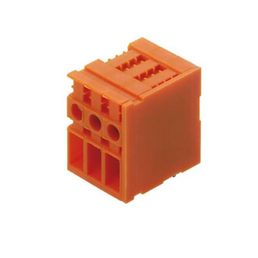 Klemschroefblok 4.00 mm² Aantal polen 2 TOP4GS2/90 6.35 OR Weidmüller Oranje 100 stuks