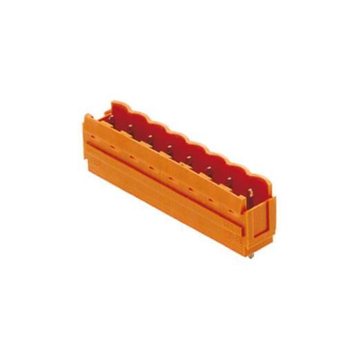 Weidmüller 1520360000 Penbehuizing-board BL/SL 5.08 Totaal aantal polen 10 Rastermaat: 5.08 mm 50 stuks