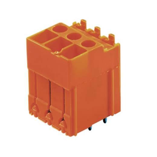 Klemschroefblok 2.50 mm² Aantal polen 3 LPATOP1/3/180 STI3.2 OR Weidmüller Oranje 100 stuks