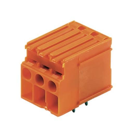Klemschroefblok 2.50 mm² Aantal polen 3 LPATOP1/3/90 STI3.2 OR Weidmüller Oranje 100 stuks