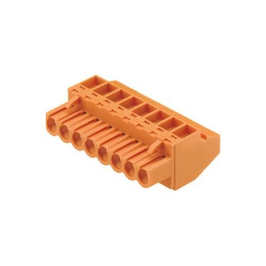 Busbehuizing-kabel BL Totaal aantal polen 6 Weidmüller 1553110000 Rastermaat: 5.08 mm 60 stuks