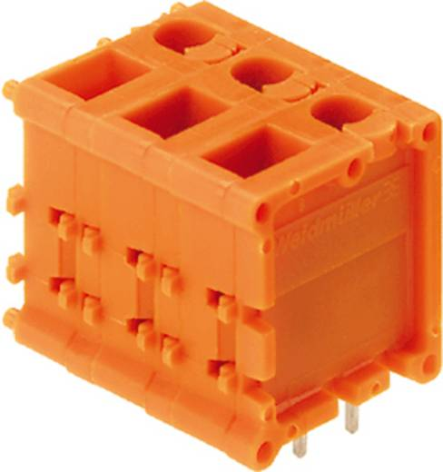 Schroefklemblok Oranje 1597090000